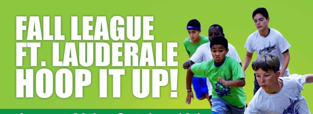 Ft. Lauderdale Recreational Basketball League