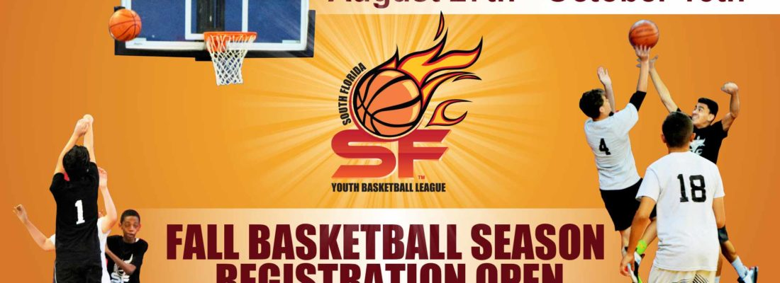Fall Davie Recreational Basketball League