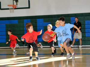 Contributions to Youth Basketball