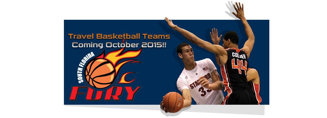 Florida Fury Travel Basketball Team