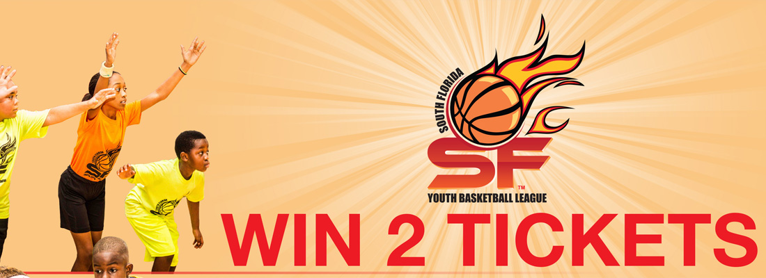 South Florida Youth Basketball Raffle Fund Raiser
