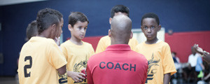 Youth Basketball League Sponsorships and Contributions