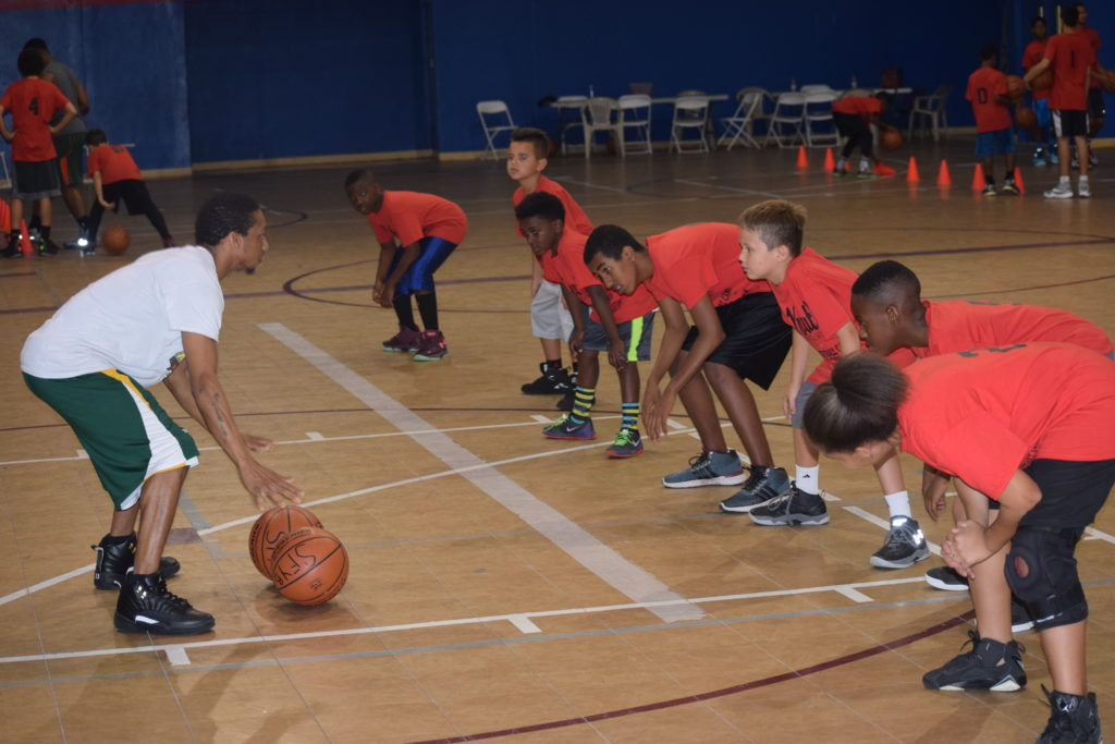 Summer Camp Skills Clinic featuring Miami Midnites Professional Players – South Florida Youth ...