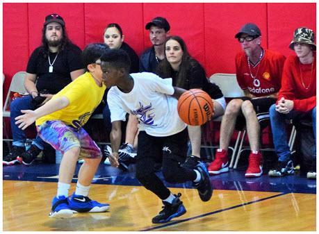 South Florida Youth Basketball League – Youth Basketball League